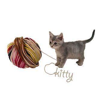 kitty by tiffanyo