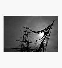 Eerie Ship-Erie, PA Photographic Print