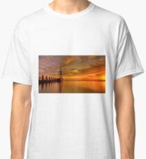 """Enterprize Dawn"" Classic T-Shirt"