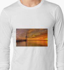 """Enterprize Dawn"" Long Sleeve T-Shirt"
