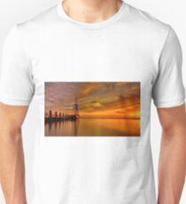 """Enterprize Dawn"" Unisex T-Shirt"