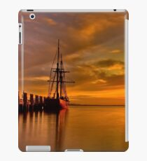 """Enterprize Dawn"" iPad Case/Skin"