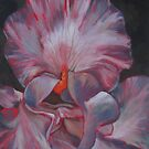 AVAILABLE- Iris Sketch by Jennifer Greenfield