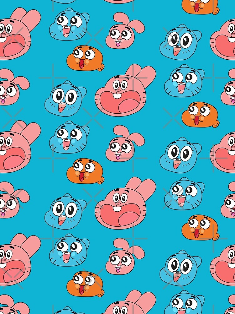 The Amazing World of Gumball by plushism