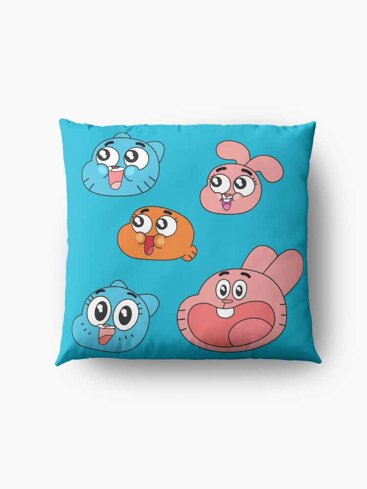 Alternate view of The Amazing World of Gumball Floor Pillow