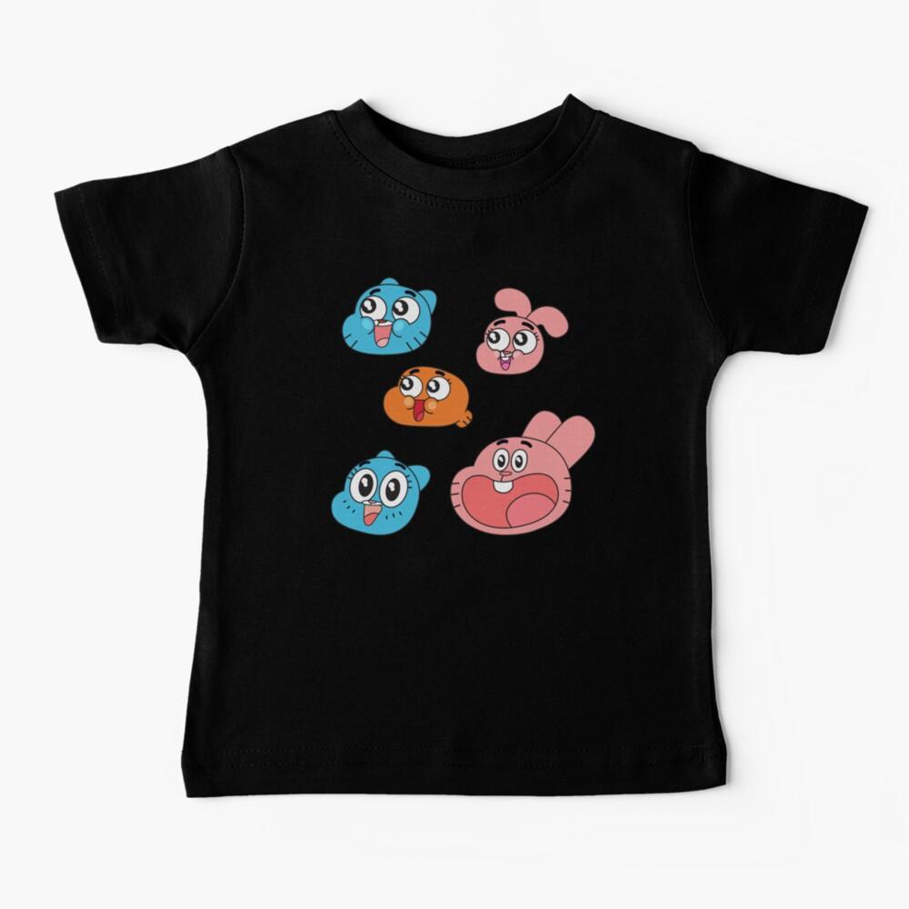 The Amazing World of Gumball Baby T-Shirt