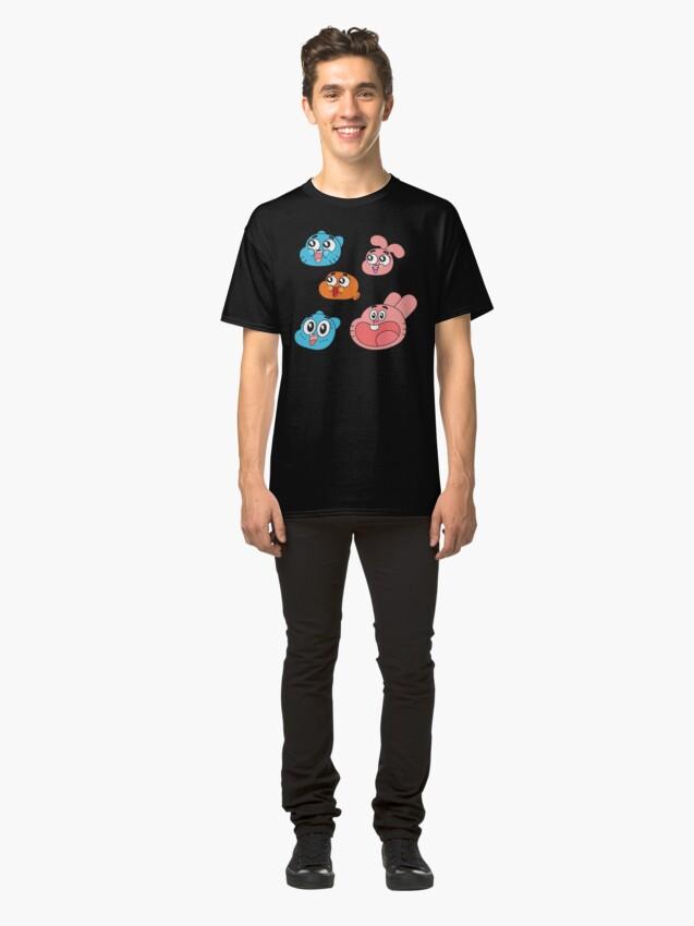 Alternate view of The Amazing World of Gumball Classic T-Shirt