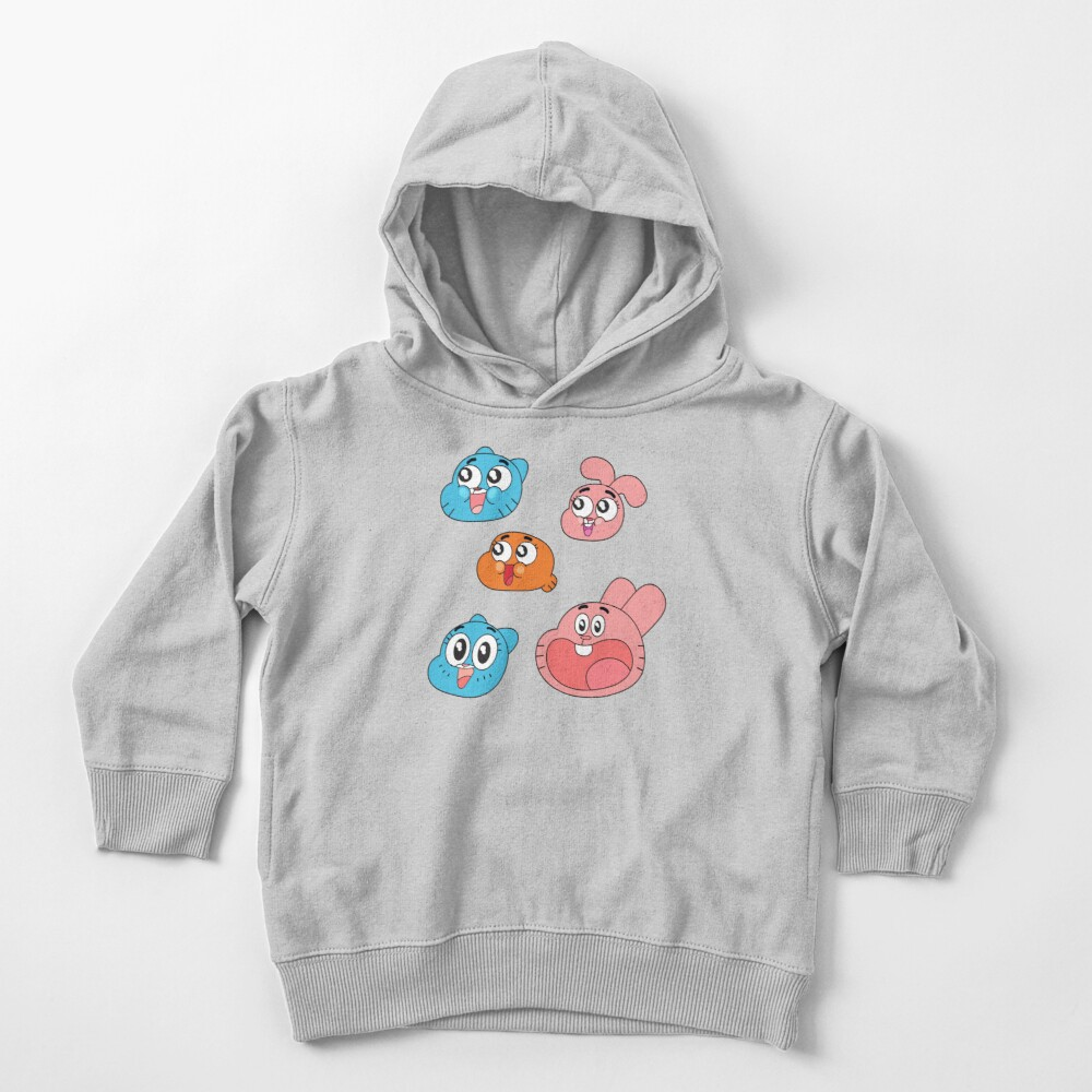 The Amazing World of Gumball Toddler Pullover Hoodie