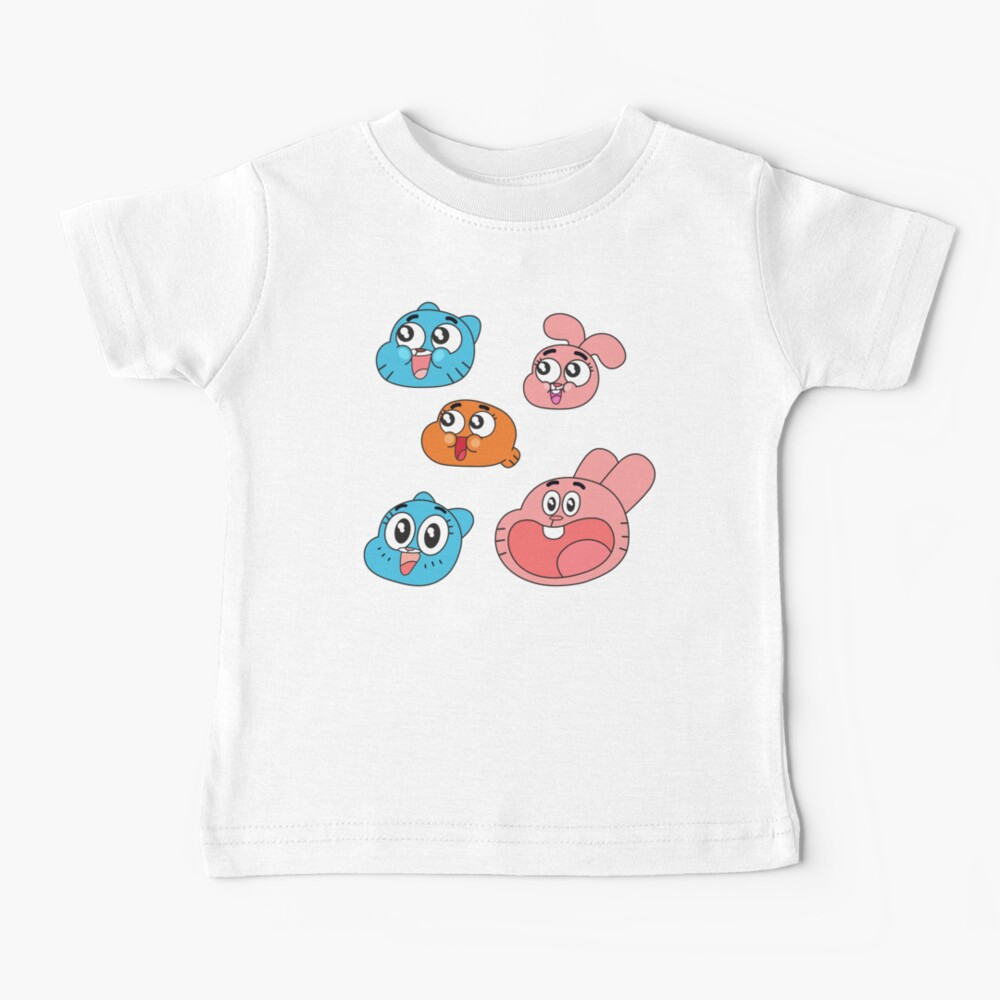 The Amazing World of Gumball Baby T-Shirt