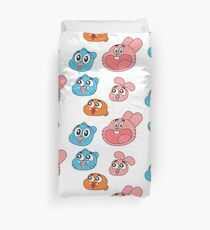 The Amazing World of Gumball Duvet Cover