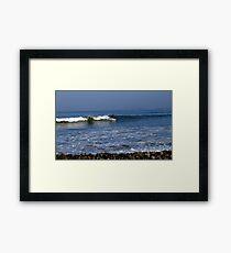 Winthrop Surfer 2 Framed Print