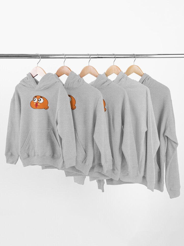 Alternate view of Darwin Kids Pullover Hoodie