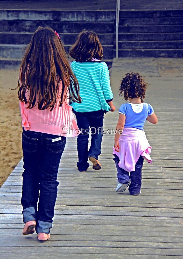 Sister Walk by ShotsOfLove
