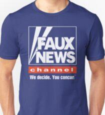 Faux News Channel T-Shirt