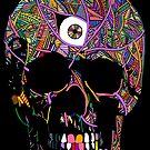 One Eyed Skull | Graveyard | Pride by TymoSulek