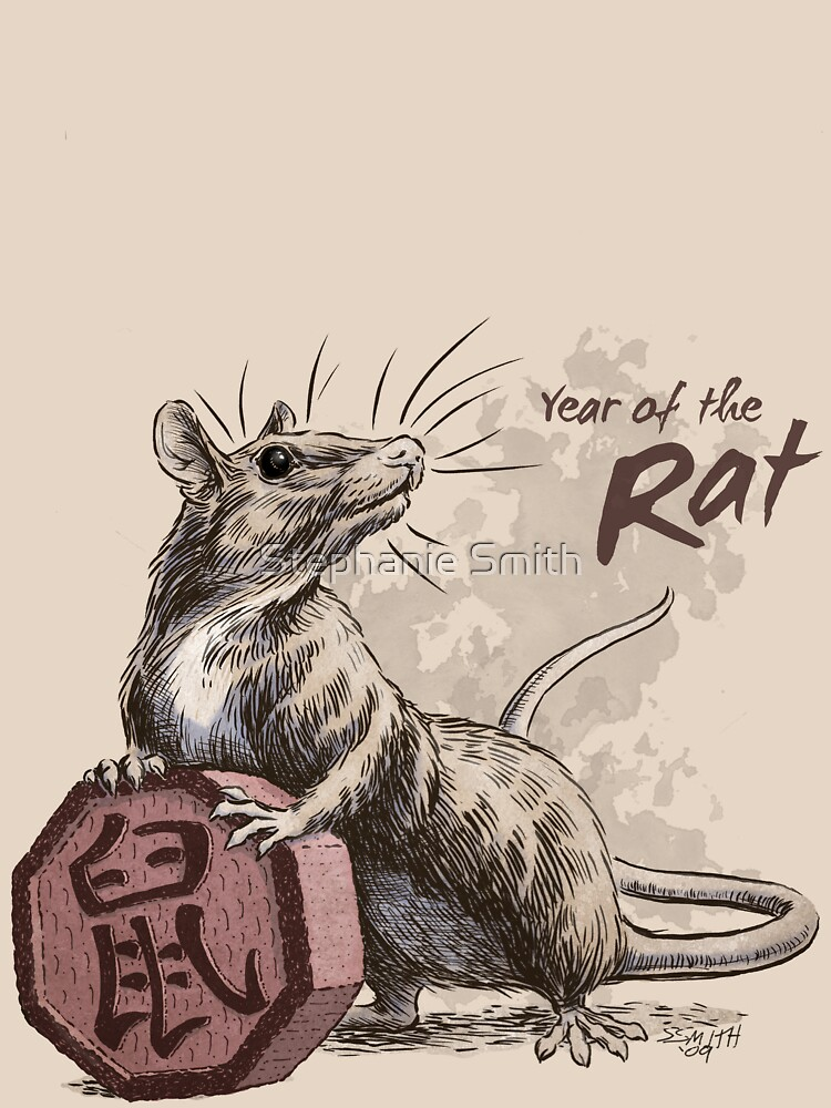 Year of the Rat by stephsmith