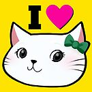 I heart ALYCAT Collection by AlycatSeries
