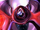 Inner Peace Abstract by Alexander Butler