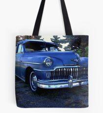 1949 Dodge Desoto Tote Bag