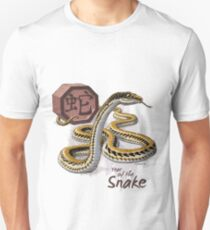 Year of the Snake Slim Fit T-Shirt