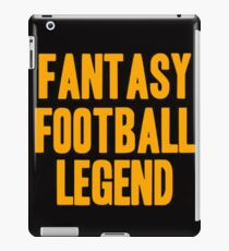 Fantasy Football Legend iPad Case/Skin
