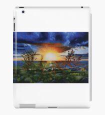 Ipperwash Sunset iPad Case/Skin
