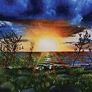 Ipperwash Sunset by MattCollinsArt
