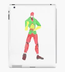 mr terrific  iPad Case/Skin