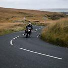 Suzuki Motorbike/ motorcycle by Christopher Ryan