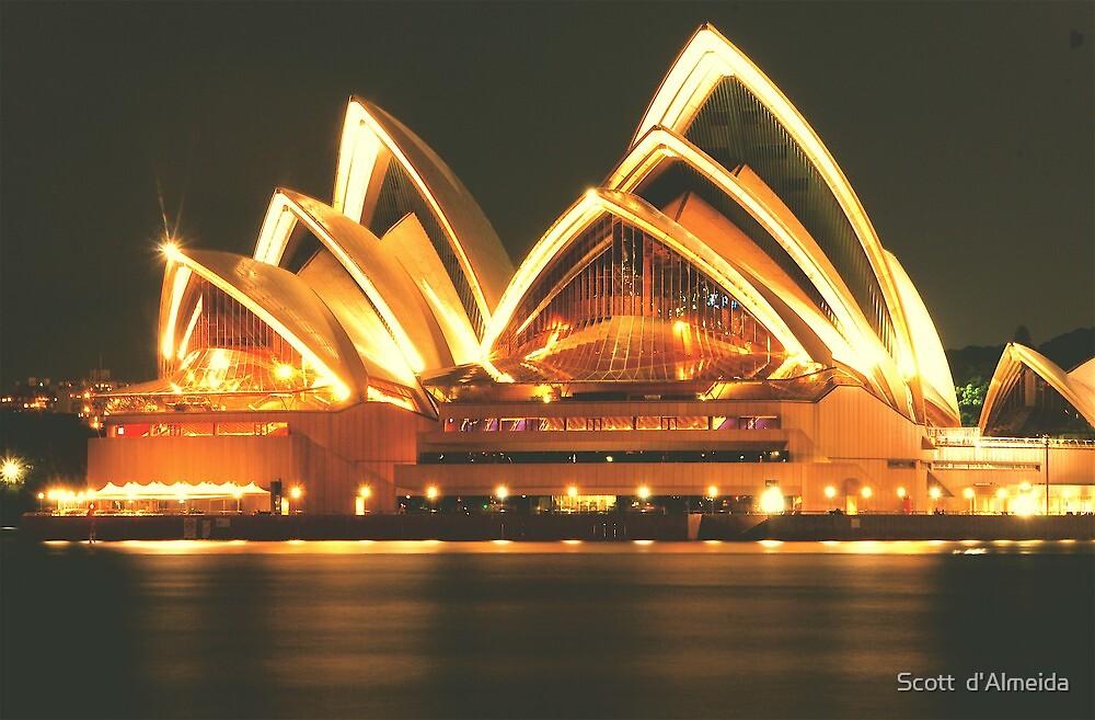 AUSTRALIAN TECHNOLOGY by Scott  d'Almeida
