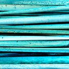 Weathered Blue by Sandra Moore