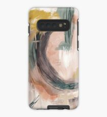 Abstract Nature Palette Case/Skin for Samsung Galaxy