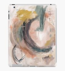 Abstract Nature Palette iPad Case/Skin
