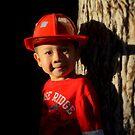 A fire Fighter by Brian Bo Mei