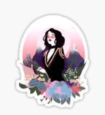 The Empress Sticker