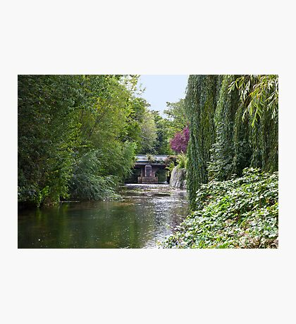River Idle at Retford Photographic Print