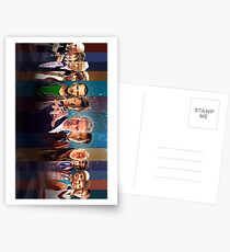 The 12 doctors Postcards