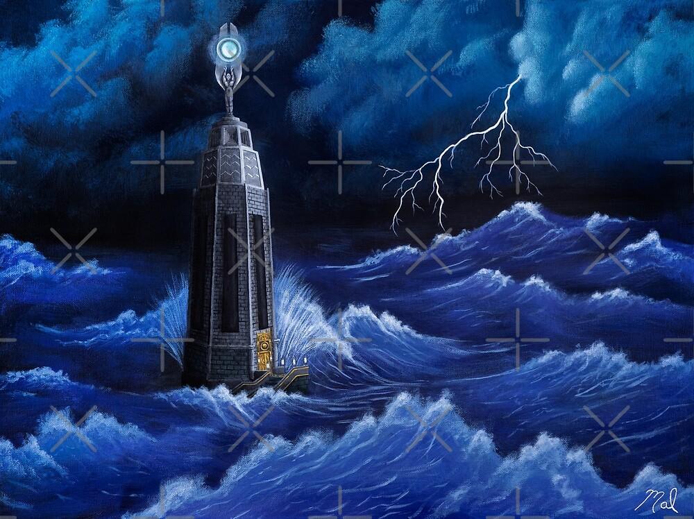 Beyond the Sea by MalMakes