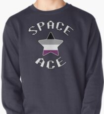 Asexual Star [Space Ace Version] Pullover