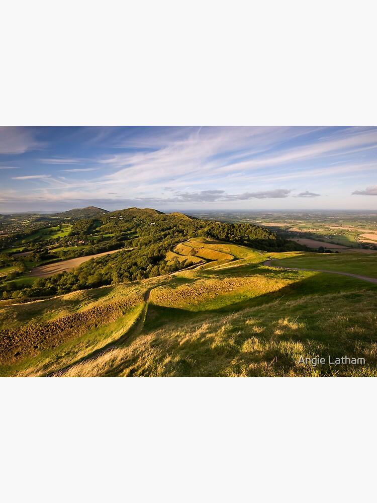 The Malvern Hills : British Camp by AngelaBarnett