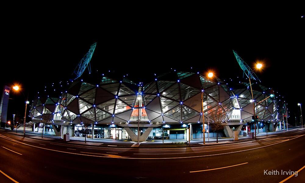 Bug Eyed Stadium by Keith Irving