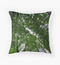 Otway National Park Throw Pillow