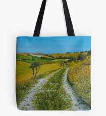 Down to Cricketing Bottom Tote Bag