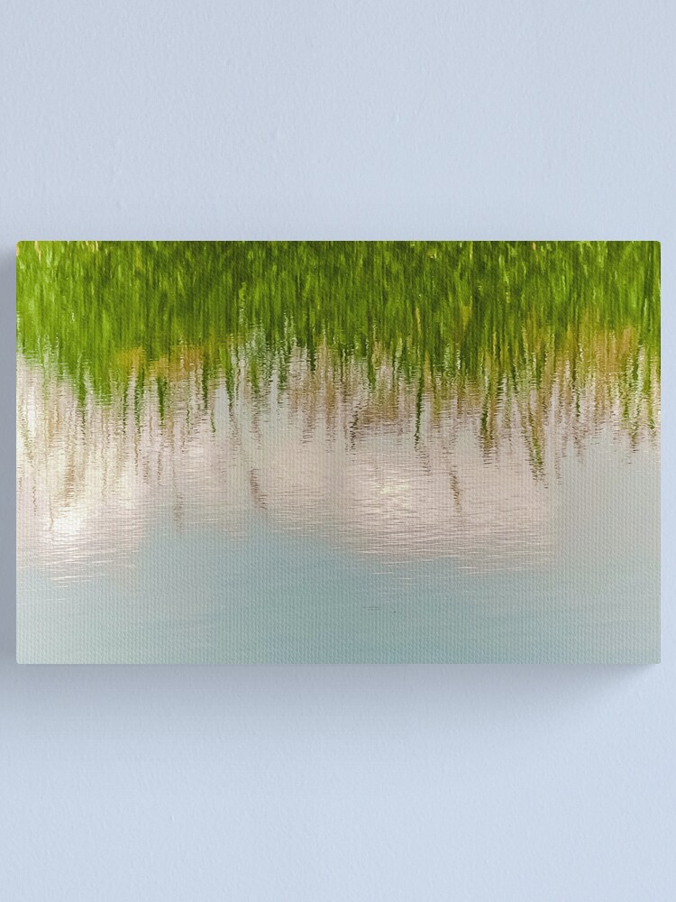 Alternate view of Upside Down or Not? Canvas Print
