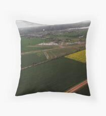 Yarrawonga Aerodrome Throw Pillow
