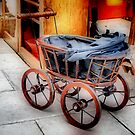 Antique Dolls' Pram by KarenM