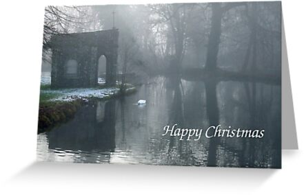 Peace - Christmas Card by Samantha Higgs