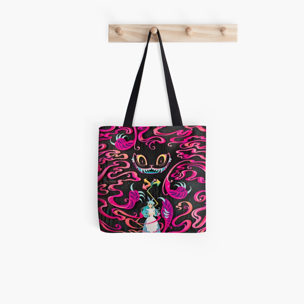 A Mad Grin Tote Bag