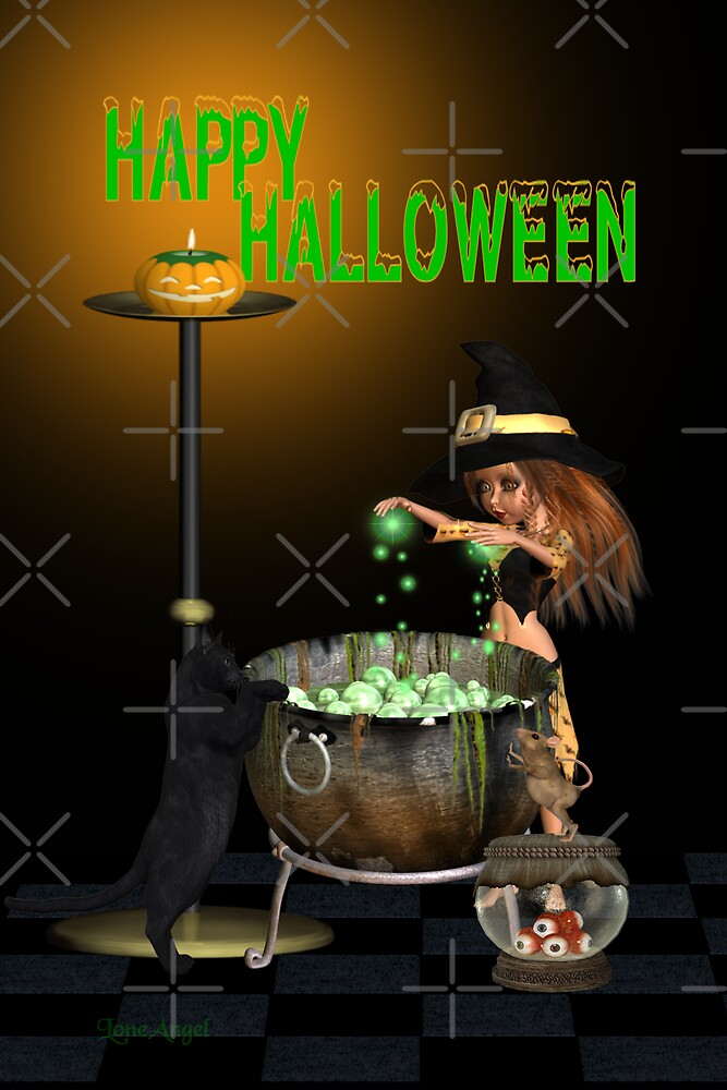 Happy Halloween by LoneAngel
