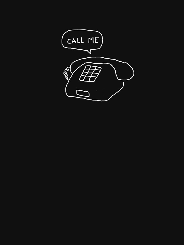 Phone. Call me. by Modnay